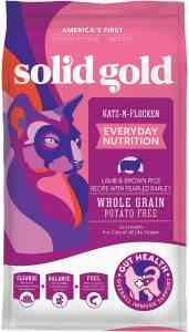 Solid Gold Dry Cat